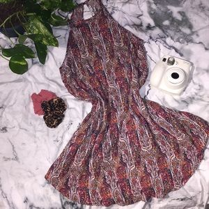American Eagle high neck dress Xsmall